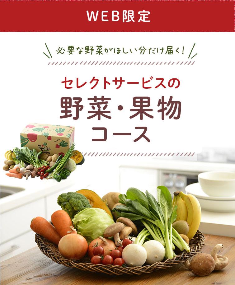 選べるお野菜セット